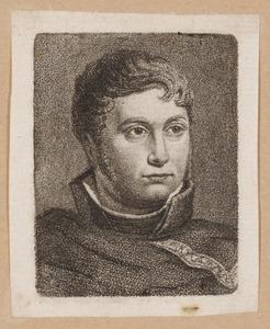 Portret van Ernst Willem Jan Bagelaar (1775-1837)