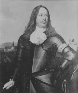 Portret van Otto van Limburg Stirum (1619-1679)