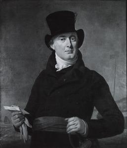 Portret van Jacob Pronk ( -1838)