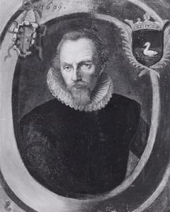 Portret van een man uit het geslacht Stuyver