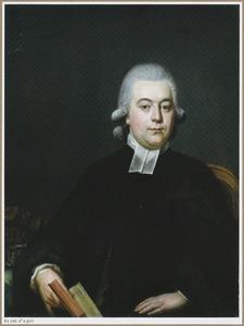 Portret van Jacob Henri Vernede (1754-1808)