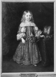 Portret van Johann Wilhelm von der Paltz (1658-1716)