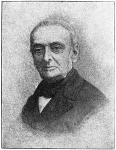 Portret van Lodewijk Henrick Asch van Wyck (1812-1890)