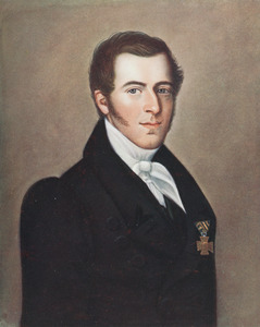 Portret van Johannes Sixtus Gerhardus Koning (1809-1888)
