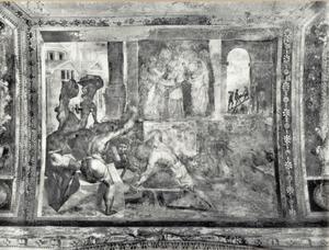 De bouw van de tempel te Jeruzalem (1 Koningen 5-9; 2 Kronieken 2-7)