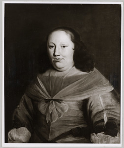 Portret van waarschijnlijk Margaretha Tortarolis (1627-1681)