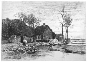 Boerenwoning bij Noorden