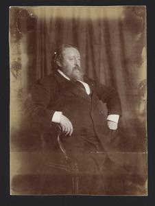 Portret van de schilder Jacob Maris (1837-1899)