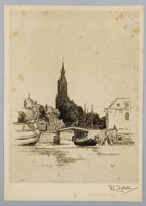 Het Mallegat, Delft