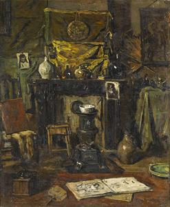 Atelier-interieur
