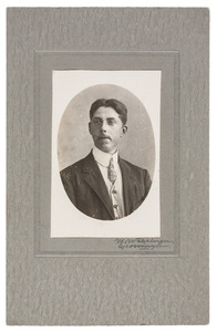 Portret van Joos Pieter Gerardus Noom (1887-1965)