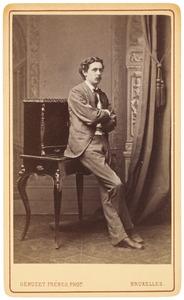 Portret van Dirk baron van Hogendorp (1849-1925)
