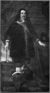 Portret van Albert van den Bergh (1607-1656)