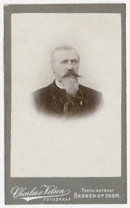 Portret van Cornelis Peter Lenshoek (1831-1901)