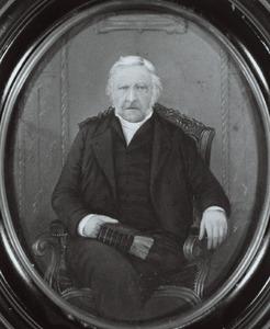 Portret van Jacobus Petrus Sprenger van Eijk (1777-1859)