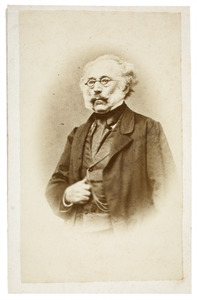 Portret van Petrus Hermannus Tydeman (1798-1868)