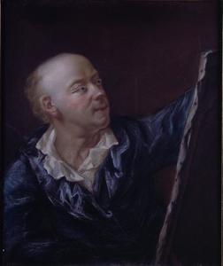 Portret van Friedrich Moritz Graf von Brabeck (1742-1814)