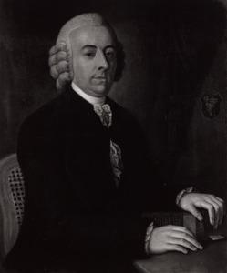 Portret van Canzius Onderdewijngaart (1736-1820)