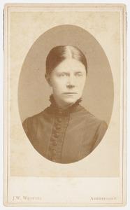 Portret van Christina de Bosch Kemper (1840-1924)