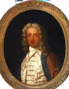 Portret van waarschijnlijk Daniel Deutz (1681-1742)