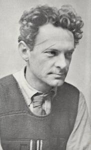 Portret van Tinus van Doorn (1905-1940)