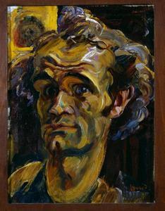 Portret van Henk Melgers (1899-1973)