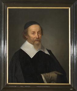 Portret van Gerrit Berck (1582-? )
