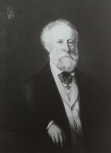 Portret van een persoon genaamd Guillaume Jacques Anton Joseph Michel d' Olne (1789-1864)
