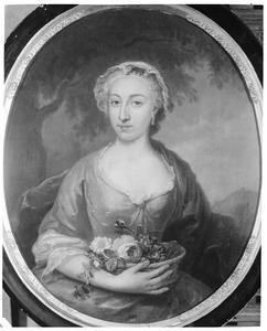 Portret van Elisabeth van der Linden (1735-1783)