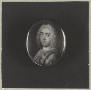 Portret van mogelijk Pieter Meerman
