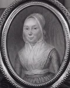Portret van Anna de Kater (1753-1832)
