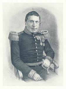 Portret van Jan Egbertus van Gorkum (1780-1862)