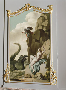 Perseus en Andromeda