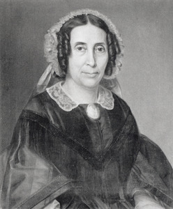 Portret van Maria Wilhelmina Servatius (1799-1873)