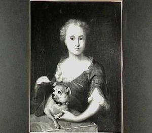Portret van Catharina Cornelia de Heer, dochter van Arend Maartenz de Heer en Anthonia van der Linden
