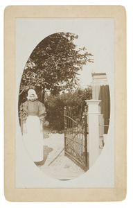 Portret van een onbekend meisje