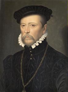 Portret van Francois de Scepeaux, Sieur de Vieilleville
