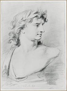 Buste van Apollo