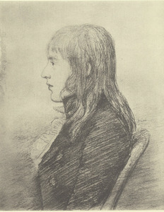 Portret van Joseph Mallord William Turner