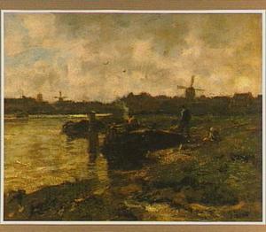 Bij Dordrecht