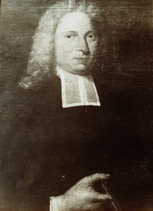 Portret van Robert Black (1680-1735)