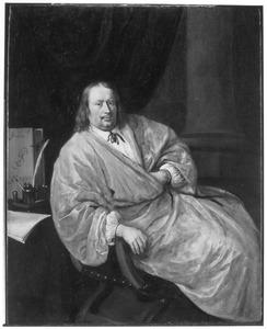 Portret van Gerrit Schouten (1622-1680)