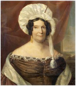 Portret van Wilhelmina Margaretha Constantia Caroline Copes van Hasselt (1782-1855)