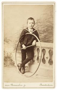 Portret van Jacob Schuller tot Peursum (1884-1918)