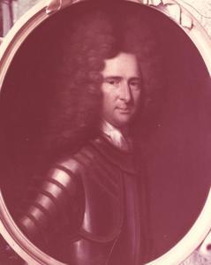 Portret van waarschijnlijk Christiaan Reinoud van Wijhe (1675-1749)