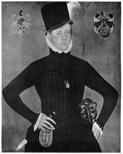 Portret van Lambert Tjaerda van Starkenborgh