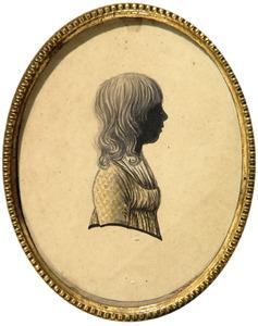 Portret van waarschijnlijk Rembges
