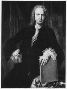Portret van Hubertus Gregorius van Vrijhoff (1704-1754)
