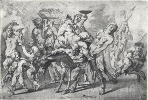De triomf van Silenus