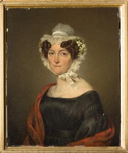Portret van Sophia Dina des H.R. Rijksgravin van Leyden (1778-1835)